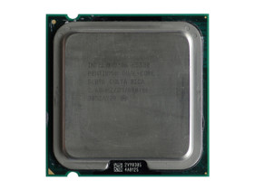 Intel 奔腾双核 E5300(散)