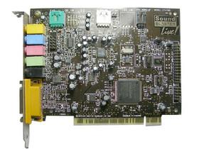 创新Sound Blaster Live CT4780