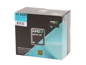 AMD 速龙 X2 5000(盒)