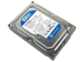 西部数据500GB 7200转 16MB SATA3 蓝盘(WD500...