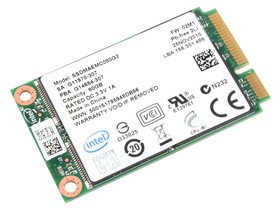 Intel 310 1.8寸 80GB(SSDMAEMC080G2)简盒包装