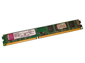 金士顿2GB DDR3 1333 环保条