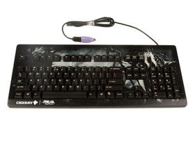 Cherry G80-3000(黑轴)神魔大陆限量版键盘