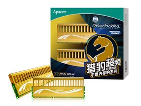 宇瞻8GB DDR3 1866(猎豹超频双通道内存套装)