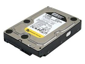 西部数据1TB 7200转 32MB SATA2 企业级(WD1002FBYS)