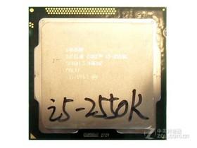 Intel 酷睿i5 2550K(散)