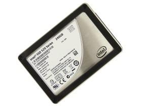 Intel SSD 520 Series 简盒包装(240GB)