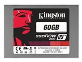 金士顿SSDNow 火山加强版V+200系列 SVP200S3(60GB)