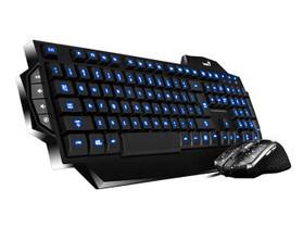 精灵雷神G7游戏键鼠套装