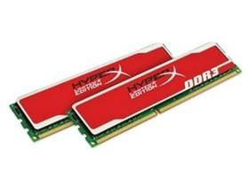 金士顿骇客神条 8GB DDR3 1600(KHX1600C9D3B1RK2/8GX)