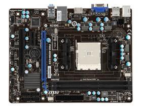 微星FM2-A55M-E33
