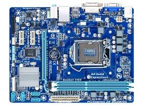 技嘉GA-H61M-DS2 DVI