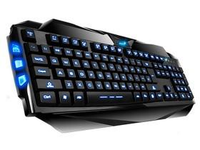 精灵雷神K5游戏键盘