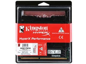 金士顿骇客神条 Beast系列 16GB DDR3 2400(KHX24C11T3K2/16X)
