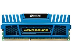 海盗船Vengeance 8GB DDR3 1600(CMZ8GX3M1A1600C10B)