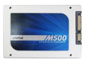 美光M500 CT120M500SSD1(120GB)