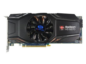蓝宝石HD6870 1G GDDR5 极限版