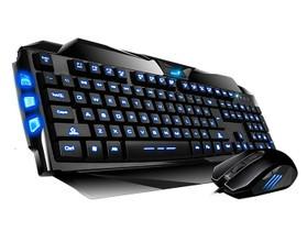 精灵雷神G5游戏键鼠套装