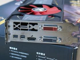 XFX讯景HD7850魔将