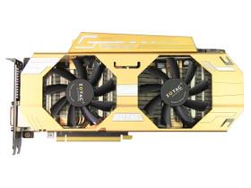 索泰GTX760-2GD5 至尊OC+