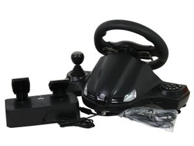 莱仕达劲驰力反馈方向盘 PXN-V66