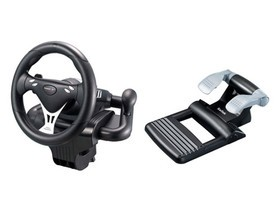 Mad Catz R660 GT PRO 加强版力反馈方向盘